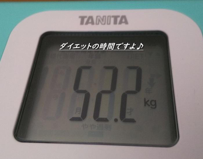 52.2キロ