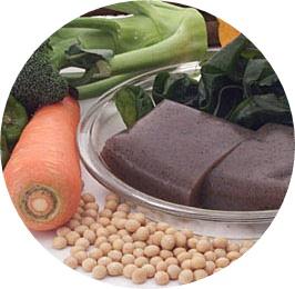 水溶性食物繊維の食材