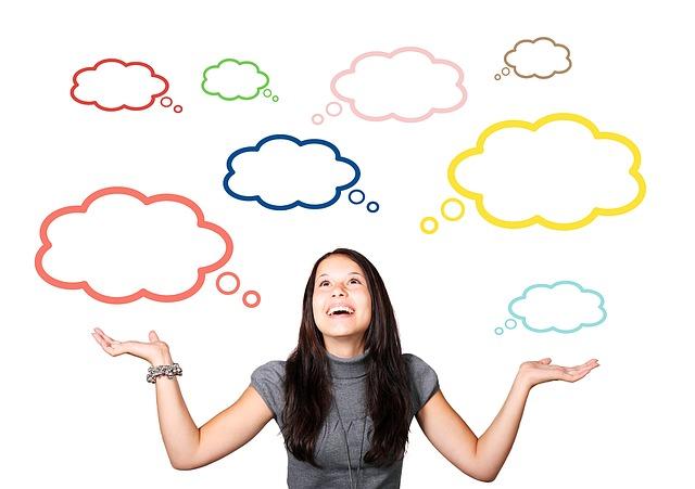 行動と思考プロセス